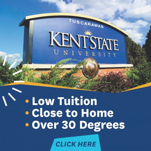 Apply now at Kent State University Tuscarawas